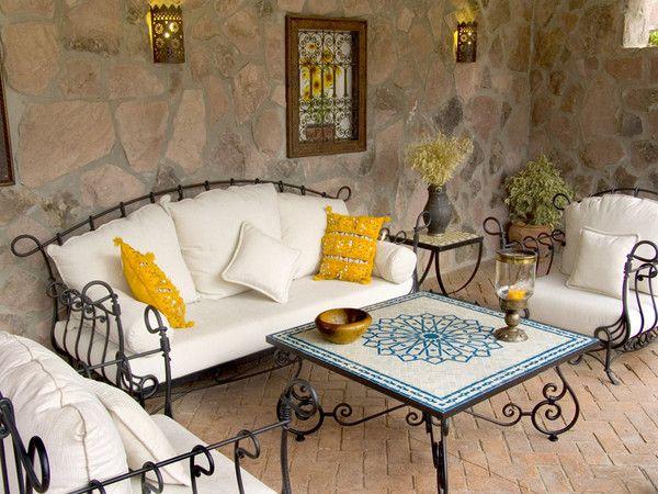 muebles en hierro forjado venezuela - Buscar con Google | herreria ...