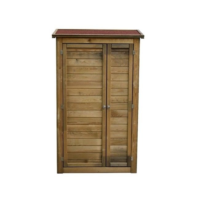Grande Armoire De Jardin En Bois Merina Home Decor Decor Furniture