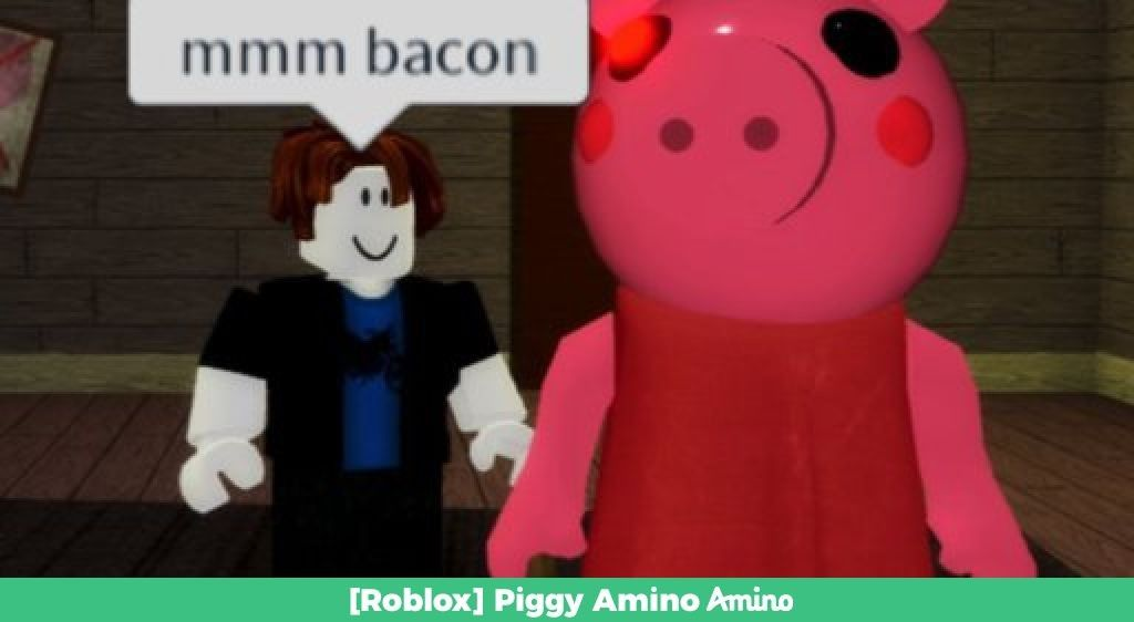 Pin By Lynmey Fernandez On Piggy Roblox Funny Piggy Alvin And The Chipmunks
