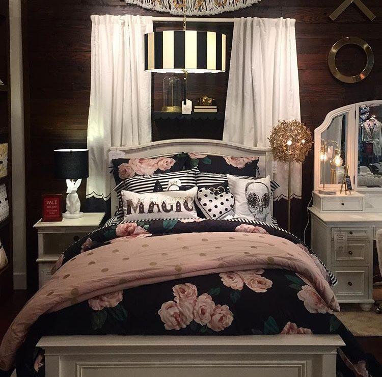 Pbteen Emily And Merritt Collection Girl Bedroom Decor