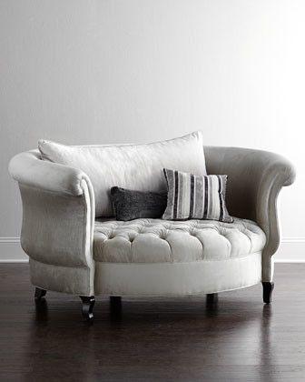 Haute House Harlow Cuddle Chair
