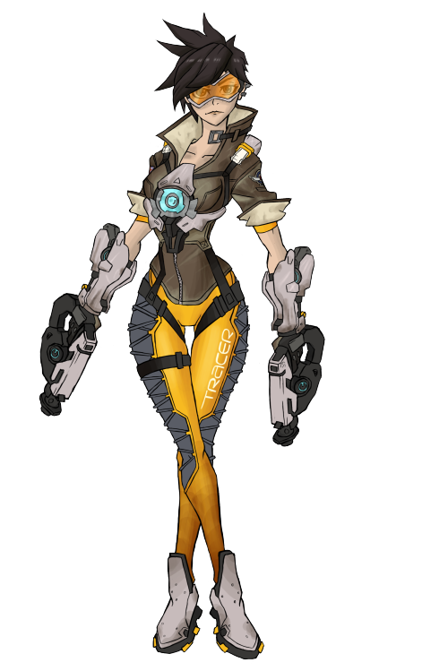 Tumblr Ney50vy4qa1rbwbnho1 500 Png 500 749 Overwatch Tracer Overwatch Sci Fi Characters