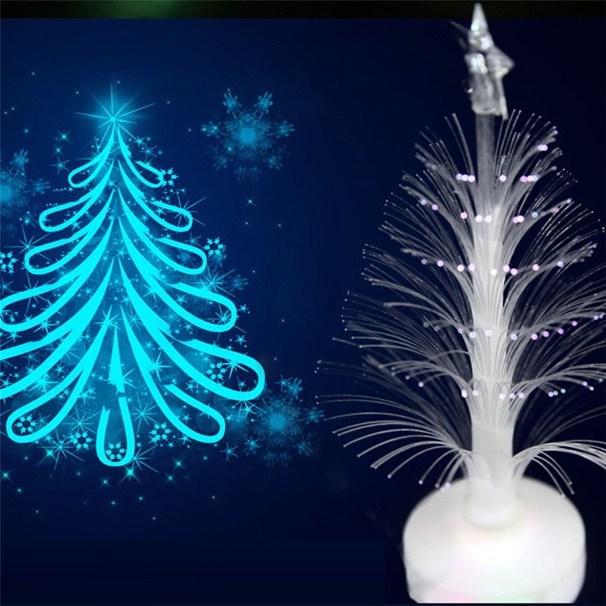 Lovely pet Hot Selling Christmas Xmas Tree Color Changing LED Light