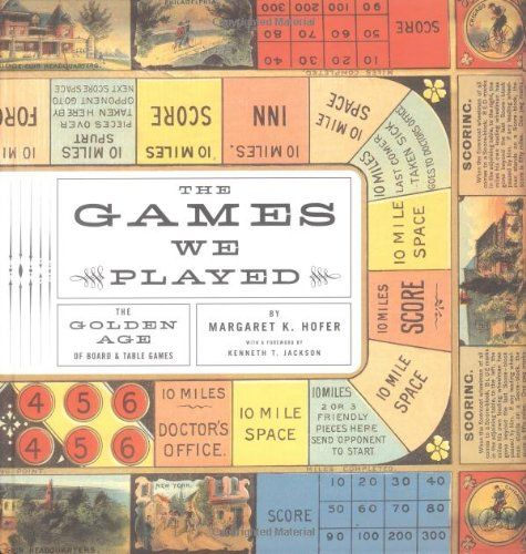 The Games We Played: The Golden Age of Board & Table Games by Margaret Hofer http://www.amazon.com/dp/1568983972/ref=cm_sw_r_pi_dp_7yZuvb1VE79NA