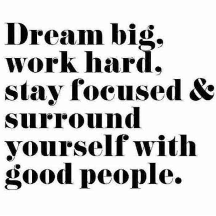 #dream #big