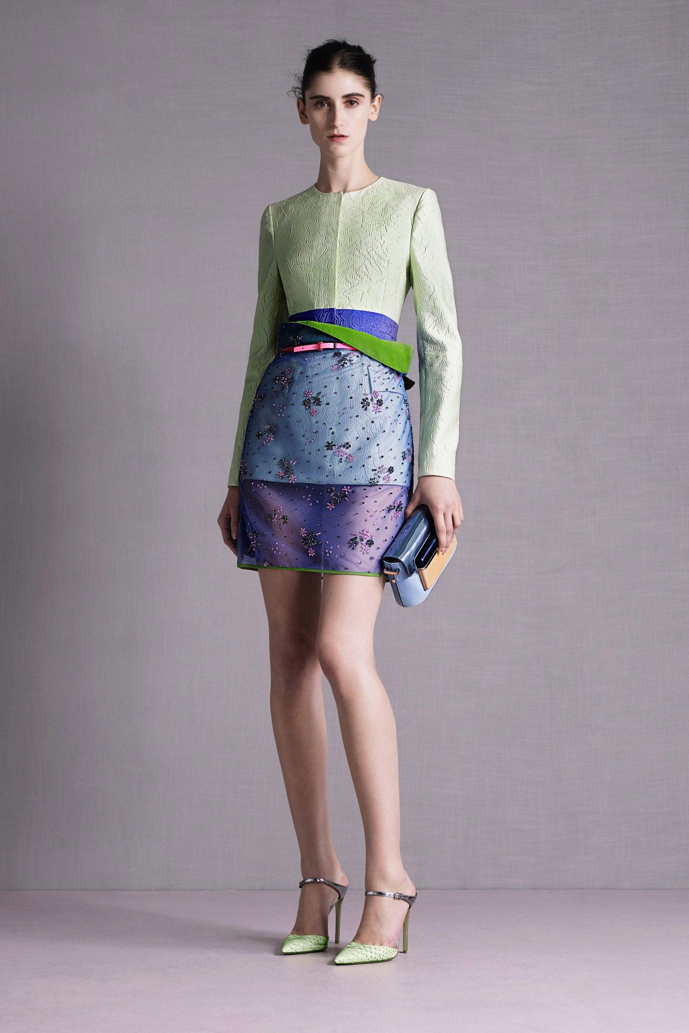 Mary Katrantzou Resort 2015 Fashion Show