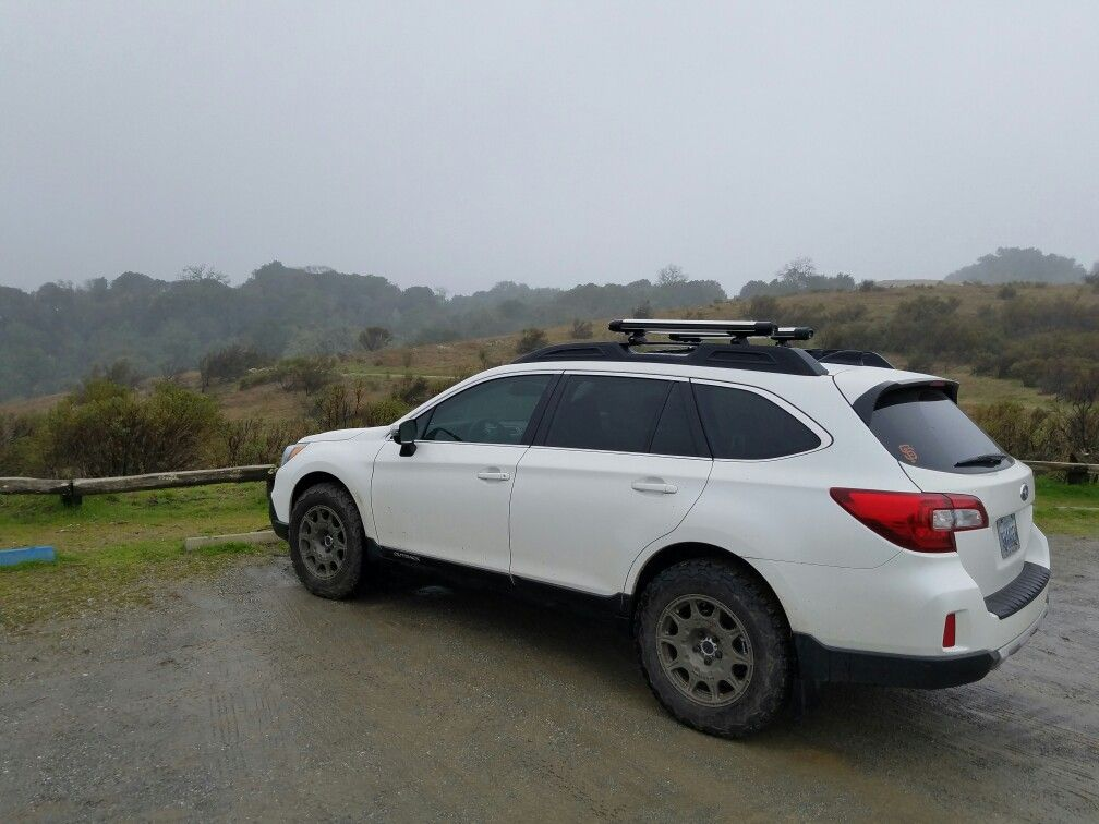 Supahr Ed S Outback With Method Race Wheels Subaru Outback 2011 Subaru Outback Method Race Wheels