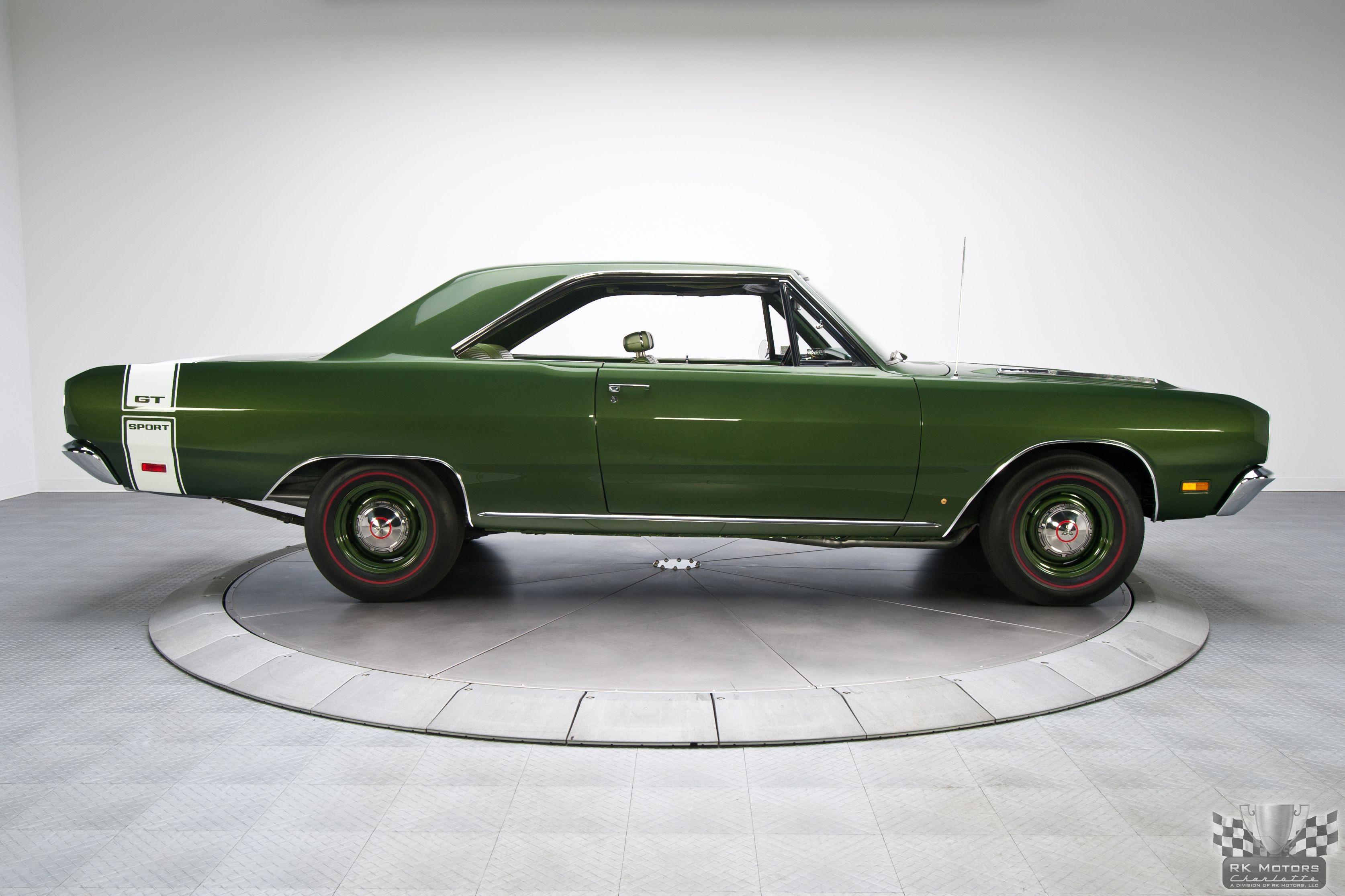 1969 Dodge Dart Gts Dodge Muscle Cars Mopar Cars Mopar