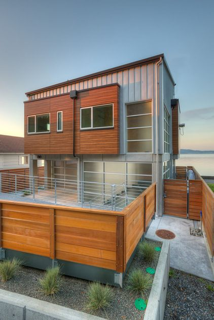 Flood Plain Beach House With Contemporary Exterior By Dan