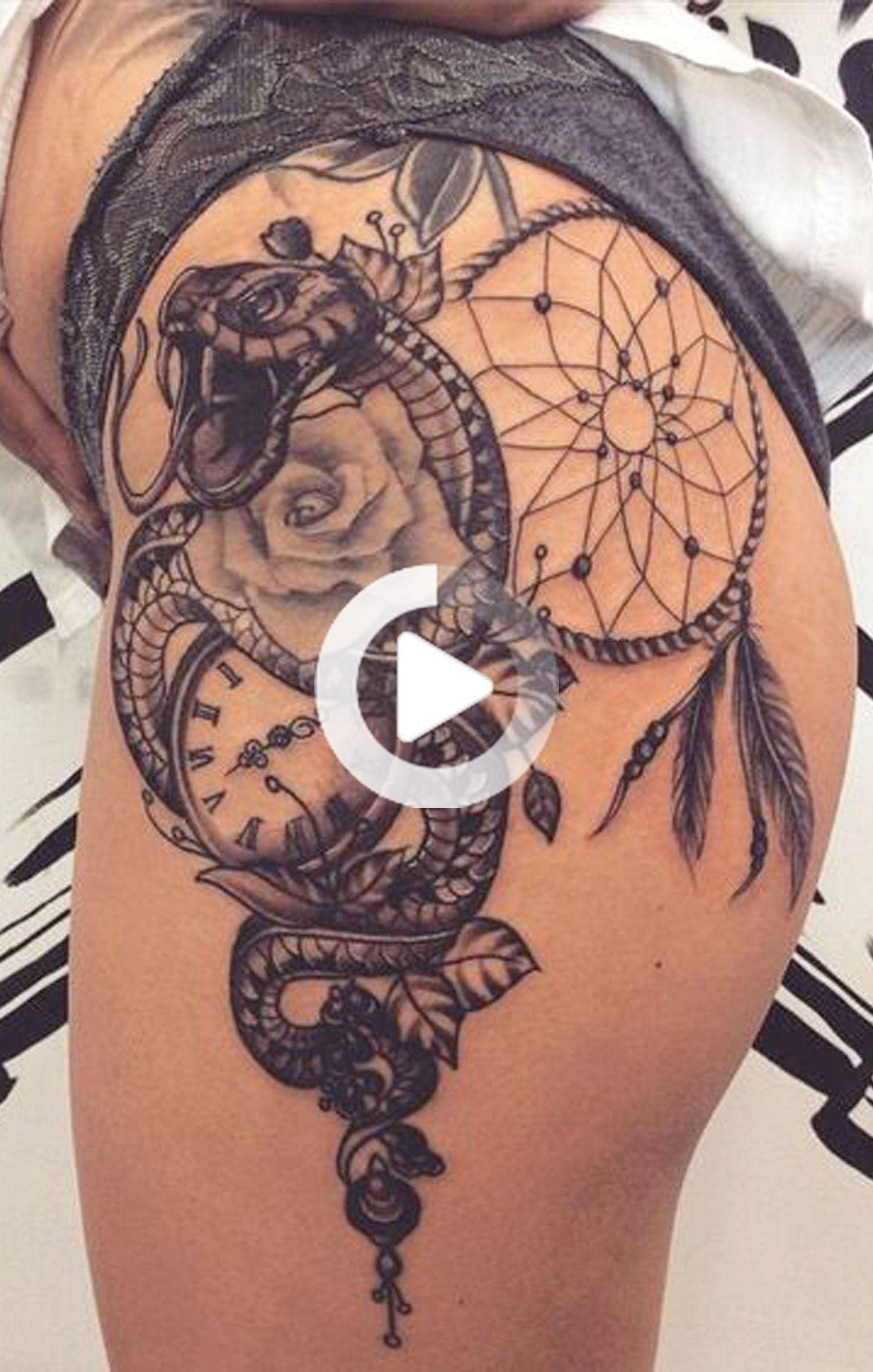 Hip Design Tattoo In 2020 Hip Tattoos Women Hip Tattoo Designs Thigh Tattoos Women