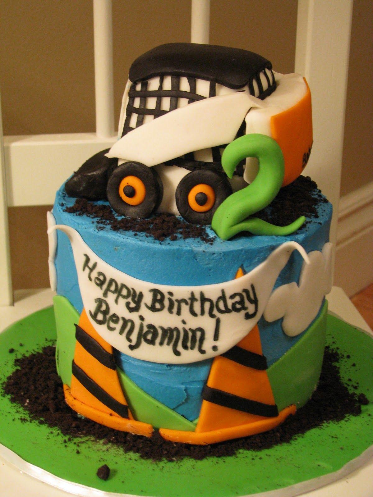 bobcat birthday cakes Google Search TRACTOR PARTYBIG DOZER