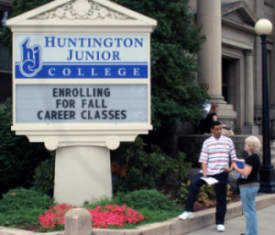Huntington Junior College - West Virginia - Court Reporting certified