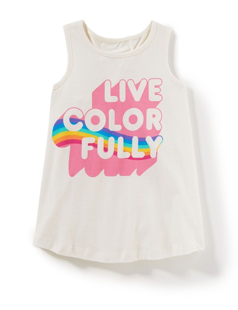 3d112cde40925 Live Colorfully Tank - Shop All New Arrivals - Categories - new arrivals