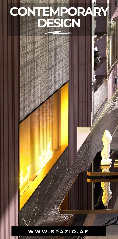Bespoke High End Interior Design In Dubai Residential Interior Design Interior Decorating Design
