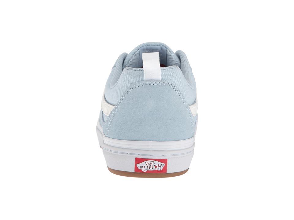 7598f11cdb Vans Kyle Walker Pro X SpitFire Collab Men s Skate Shoes (Spitfire) Baby  Blue