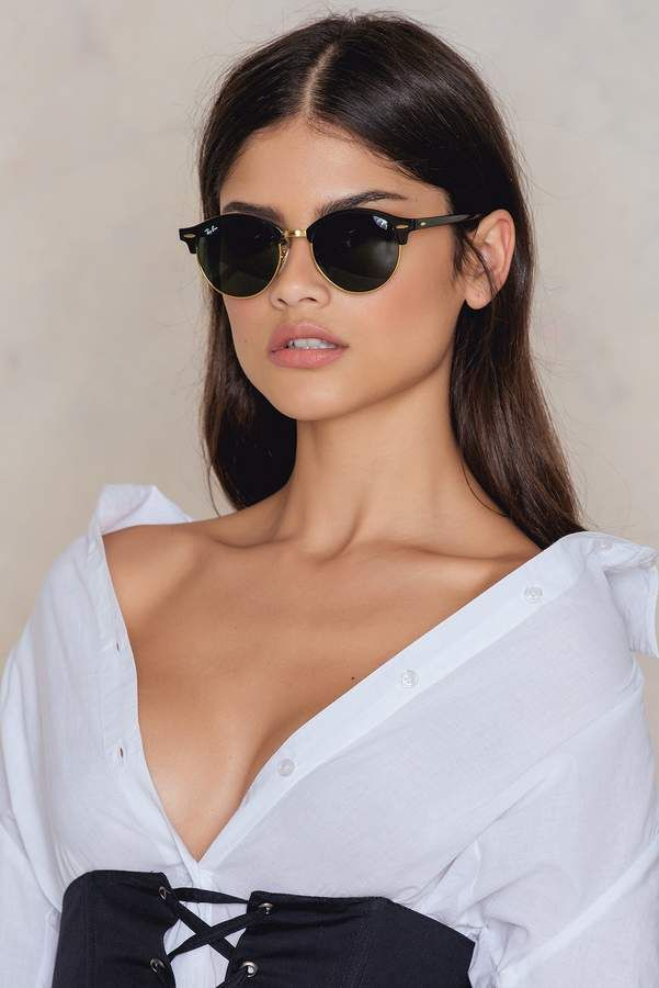 1c78d8f196ad6b Ray-Ban Clubround   Products   Pinterest   Sunglasses, Ray bans and ...