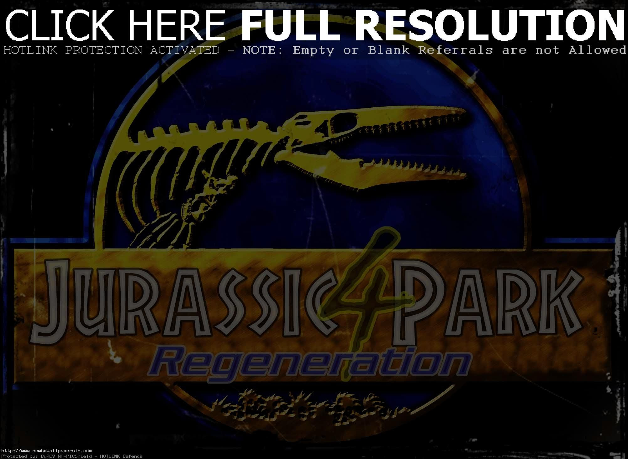 Jurassic Park III Full HD Wallpaper and Background x