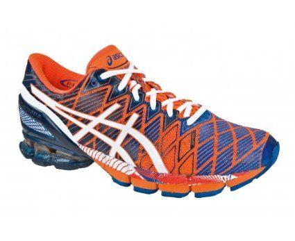 Amazon Com Asics Kinsei 5 Running Shoes Women Gentlemen Orange