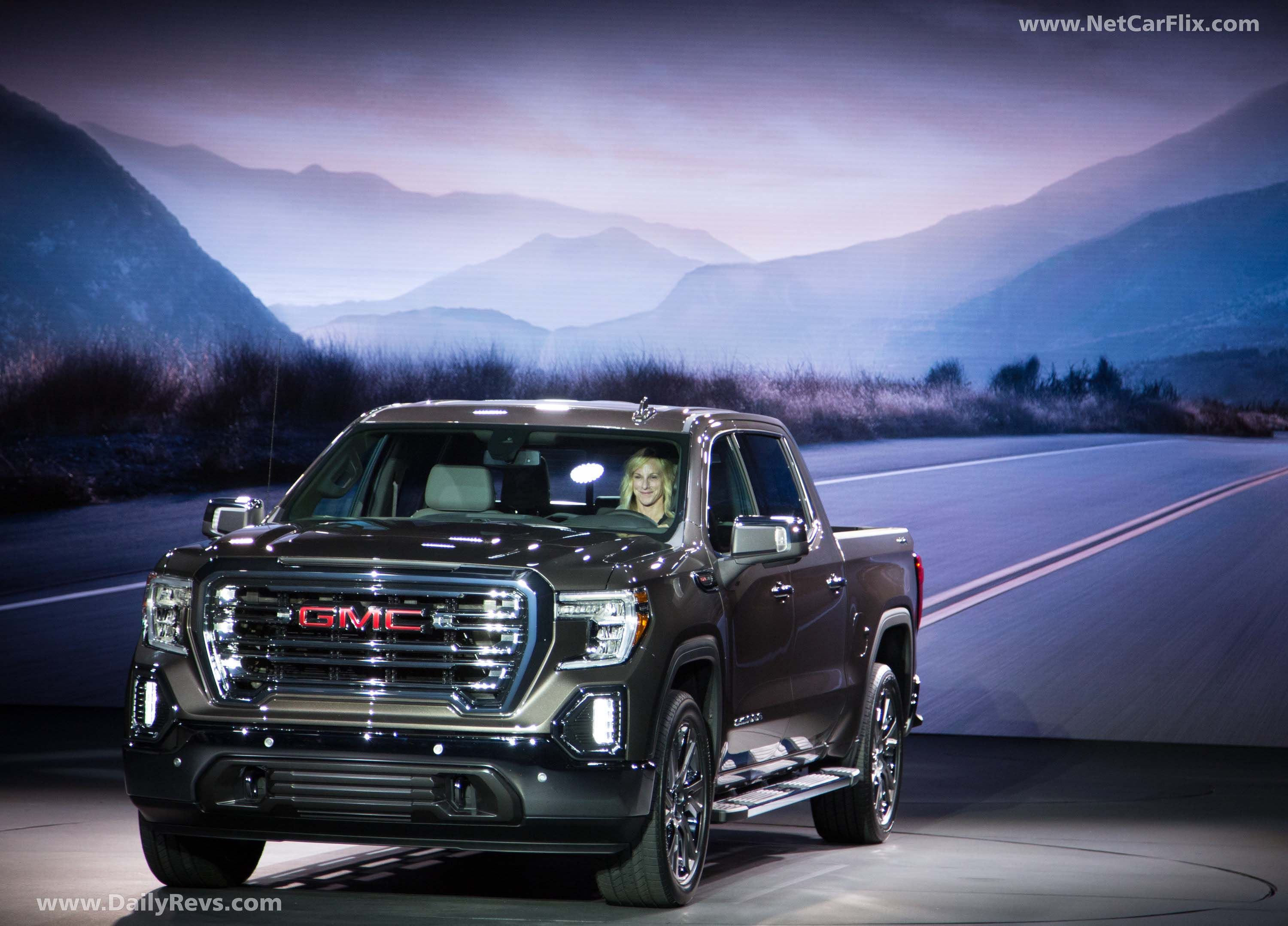 2019 gmc sierra at4  hq pictures specs information and