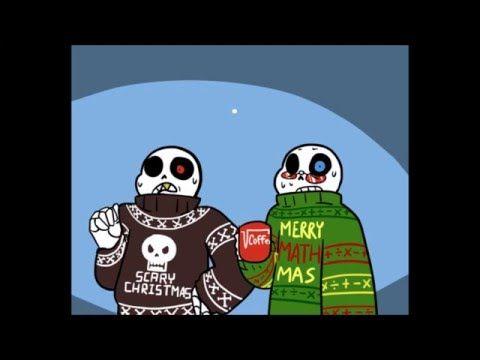 Christmas party AU | Undertale | Pinterest | Comic