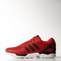 revendeur dbc53 dcbc3 Haute Qualité Homme Adidas Originals ZX Flux Chaussures ...