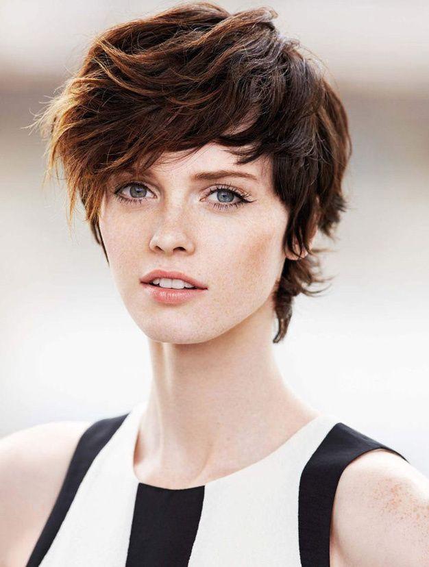 Populaire Les plus belles coupes courtes vues sur Pinterest | Mèches  UG41