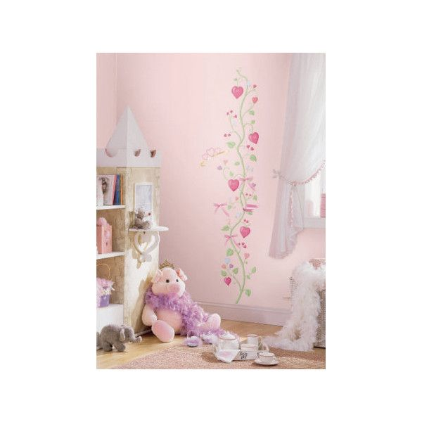 Fairy Princess Growth Chart Wall Art Decal (1.330 RUB) ? liked on Polyvore featuring  sc 1 st  Pinterest & Fairy Princess Growth Chart Wall Art Decal (1.330 RUB) ? liked on ...
