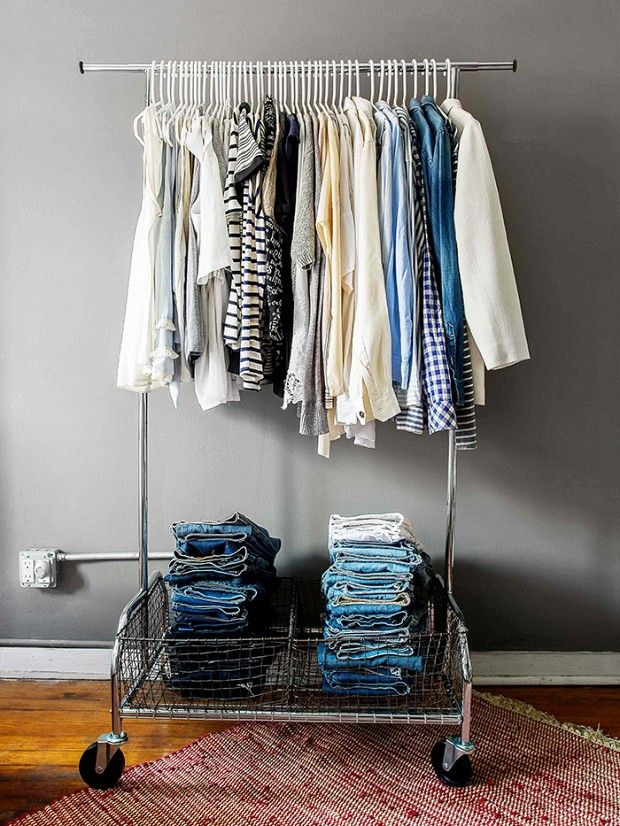 Closet Makeover How I Made My Small Nyc Space Feel Spacious