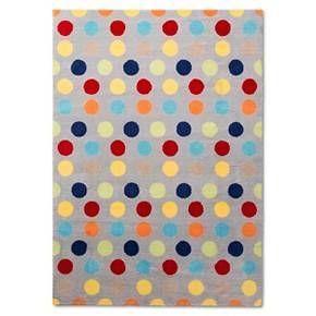 Pillowfort Dots Rug Target