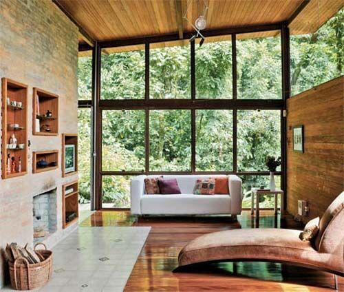 Sala de estar caba as pinterest sala de estar casas for Imagenes de tumbados de casas