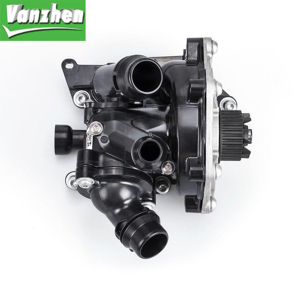 Water Pump Thermostat Housing Assembly 06l121011b Fit For Vw Golf Audi A3 A4 Tt Cars Trucks Water Pumps Audi A3
