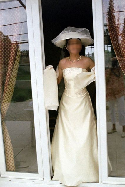 Robe de mariee a vendre d'occasion