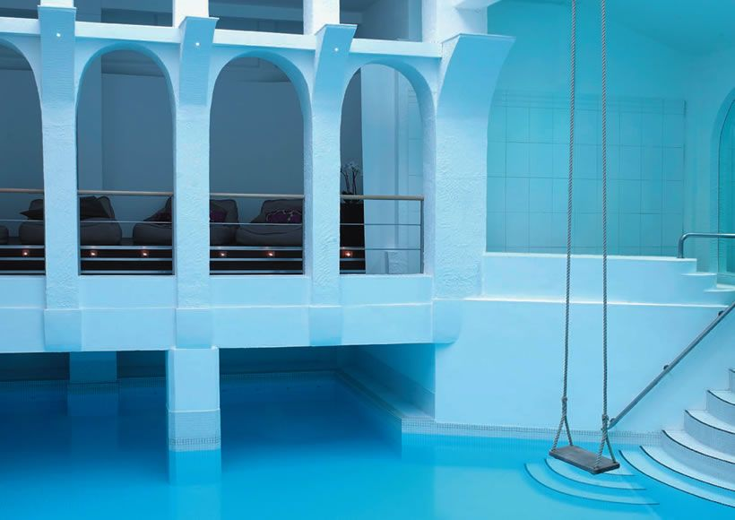 Sanctuary Spa, Covent Garden - Pool & swing! | Seriously ...