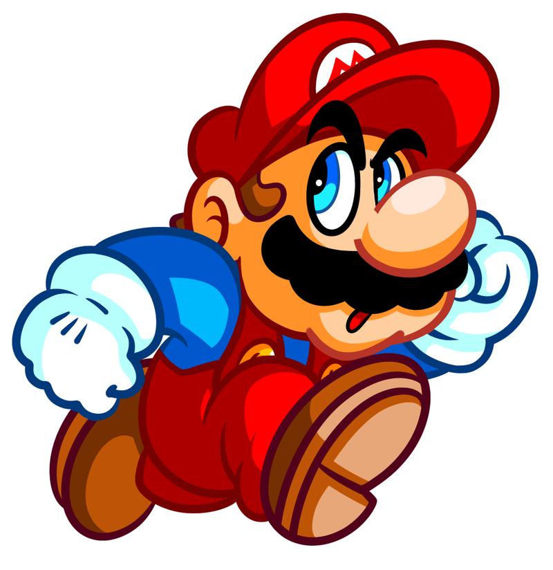 Classic Mario By Jamesmantheregenold On Deviantart  Mario -7986