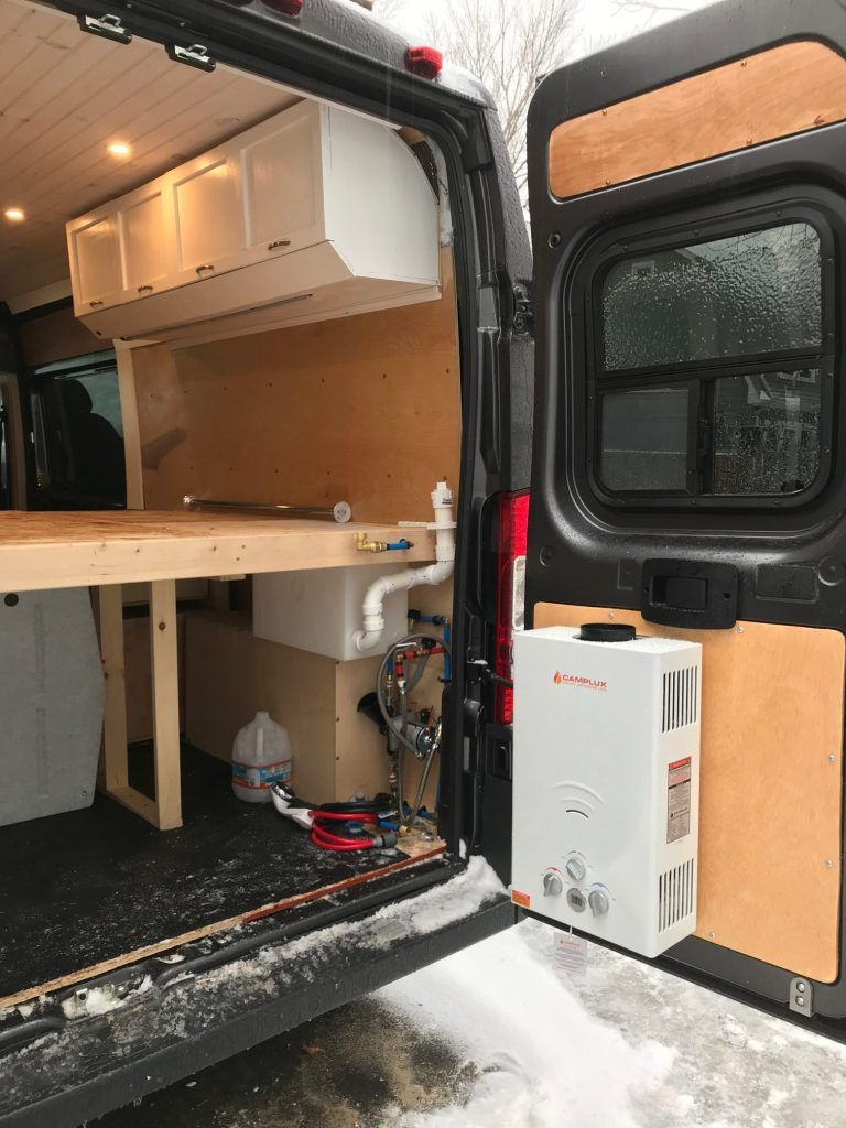 Vanlife DoggyU Van life, Build a camper van, Van