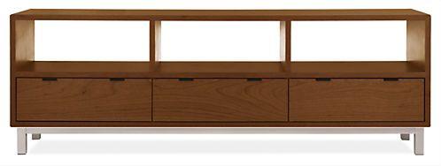 Copenhagen Media Cabinets - Modern Media Storage - Modern Living Room Furniture - Room & Board