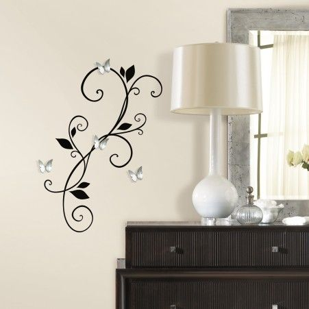 Scroll Sconce Wall Decals with Bendable erfly Mirrors ... on decorations for bedrooms, organization ideas for bedrooms, home decorating ideas bedrooms, diy for bedrooms, office for bedrooms, home improvement ideas for bedrooms, wall decor for bedrooms, curtain ideas for bedrooms, storage ideas for bedrooms, fashion for bedrooms, pinterest for bedrooms, ideas for small bedrooms, travel ideas for bedrooms, interior decorating for bedrooms, art for bedrooms, paint for bedrooms, pillows for bedrooms, lighting for bedrooms, drawing ideas for bedrooms, furniture for bedrooms,