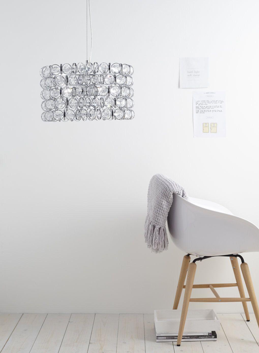60% OFF: Nina Chandelier Pendant - Ceiling Lights - Home, Lighting ...