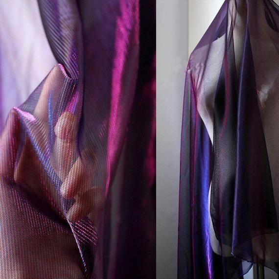 2 Colors net yarn wedding fabric georgette fabric light weight bridal fabric, summer tulle fabric,craft by yard
