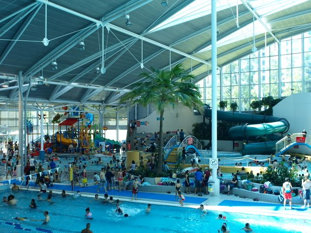 Sydney Olympic Park Aquatic Center