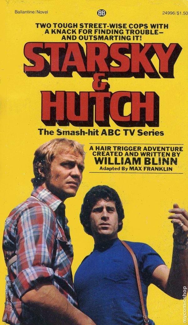 Starsky & Hutch, I had this book!