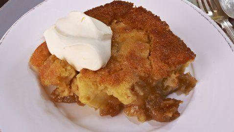 Butterscotch Apple Cake Rachel Allen