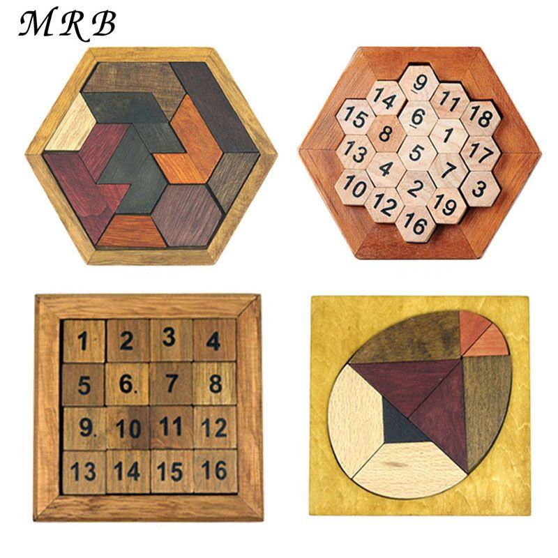 картинки геометрических головоломок