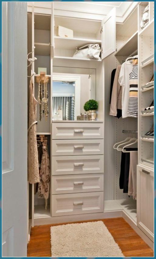1001 Ideen für offener Kleiderschrank tolle Kleines ...