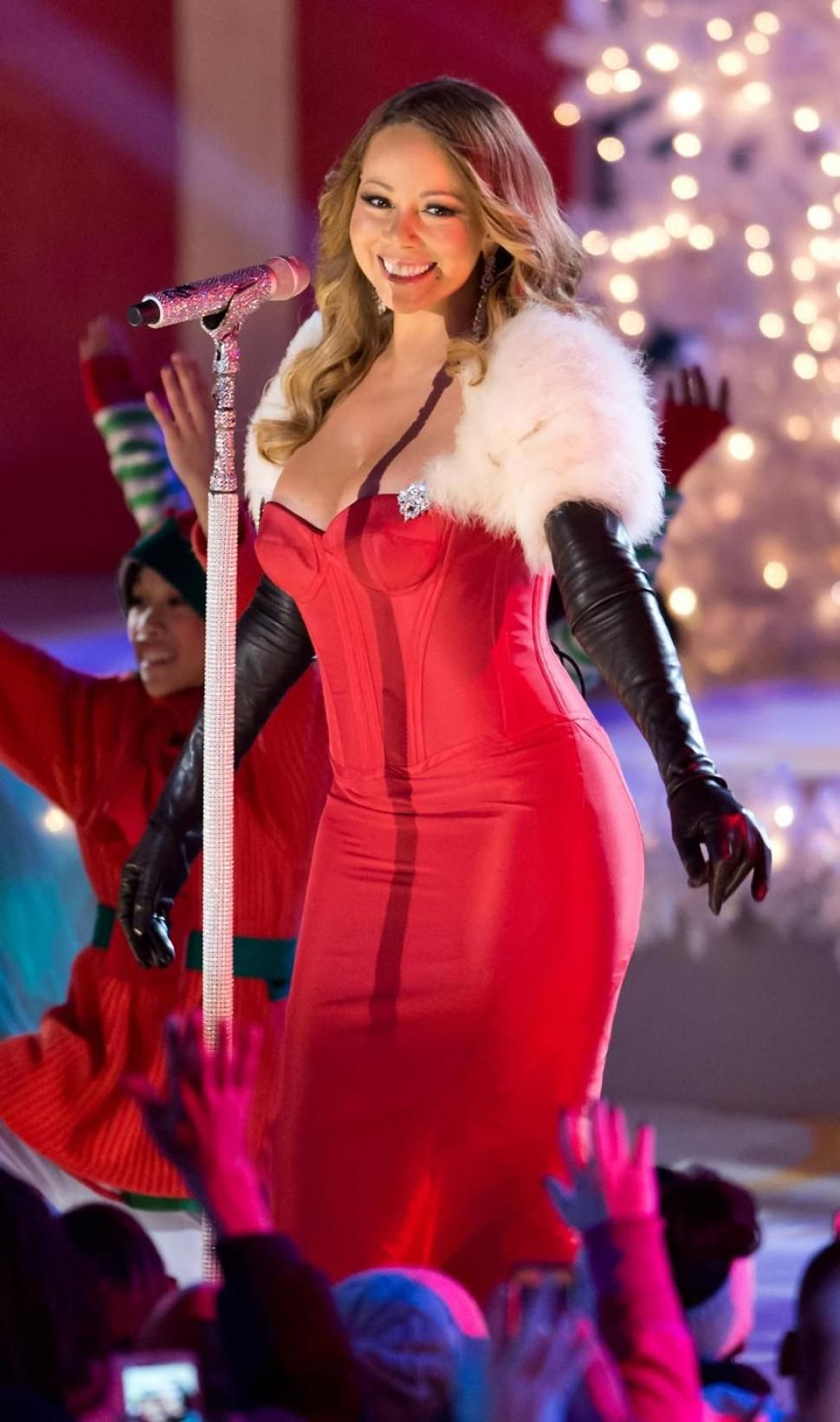 Mariah Carey Jolts Nbc By Skipping An Early Taping For