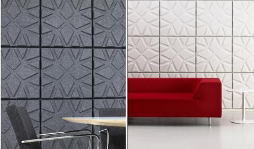 acoustic 3d panels