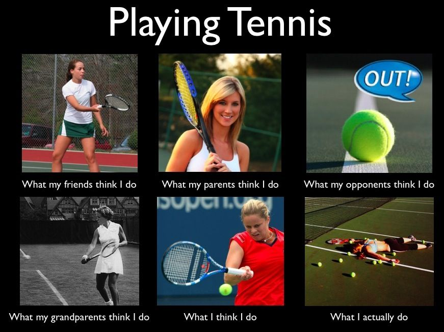 Pin By Rachel Herrera On Things That Describe My Life Tennis Funny Tennis Workout Tennis