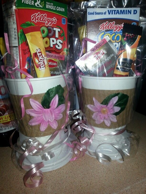 Party gifts for daughters BIRTHDAY BREAKFAST! !