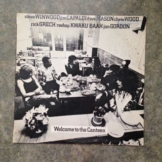 Welcome to the Canteen is the fifth album by English rock band Traffic. It was recorded live at Fairfield Halls, Croydon and the Oz Benefit Concert, London, July 1971 and released in September of that year.