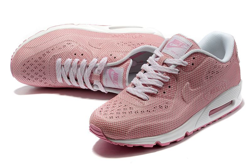 Nike Air Max 90 Vt Femmes Rose Blanc Pour La Conception Exceptionnelle